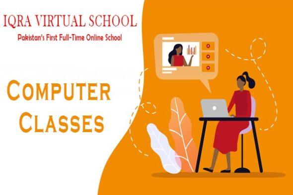 Online Computer Classes